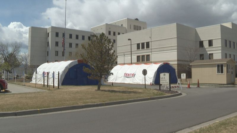 The Grand Junction VA Medical Center.