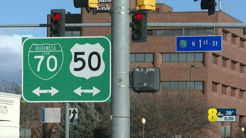 I-70B improvement project update