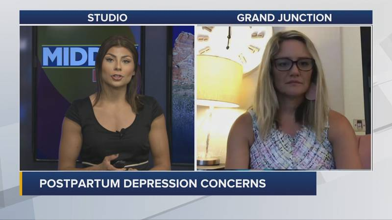 Pediatrician Dr. Cecilia Weaver and Rickelle Hicks, licensed therapist, joined Midday Live to...