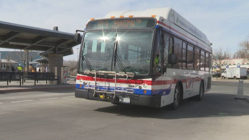 Grand Valley Transit is celebrating twenty one years of service.