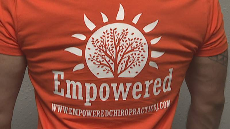 Empowered Chiropractic Logo