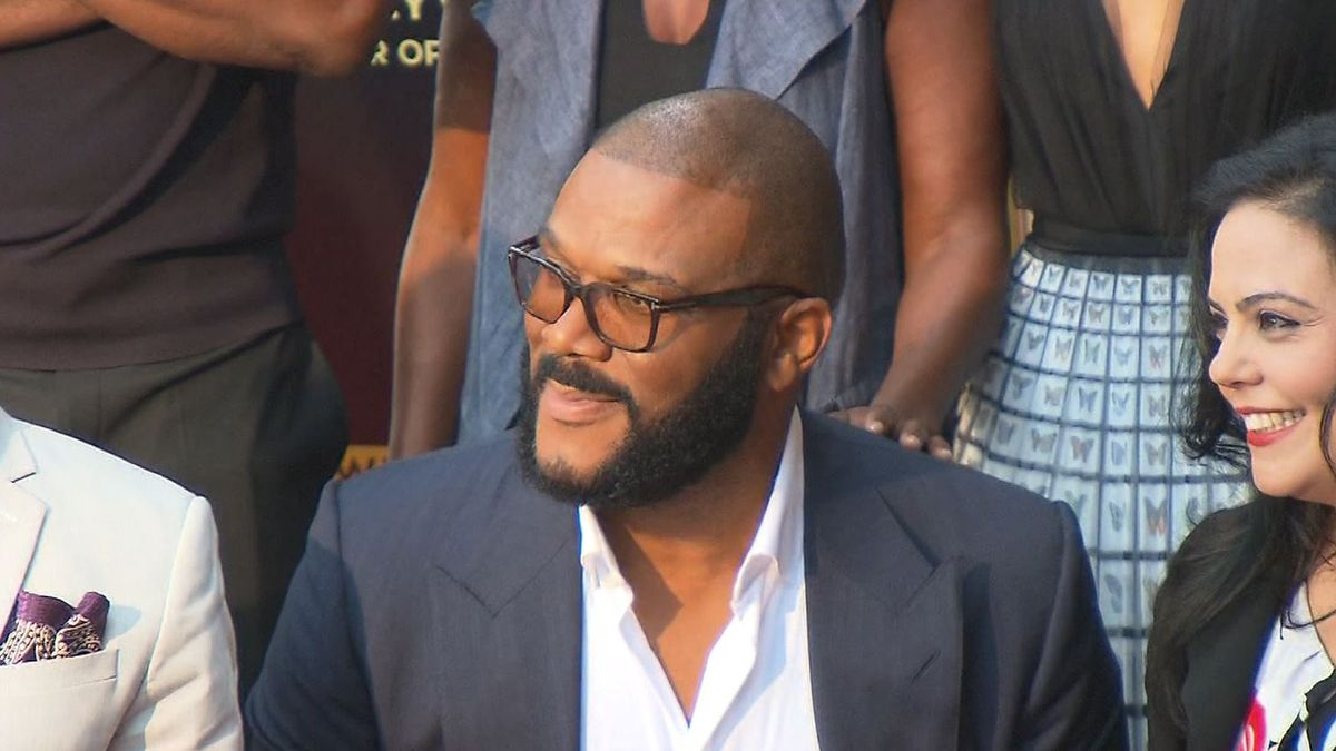 Tyler Perry's Madea character is returning for a new film.