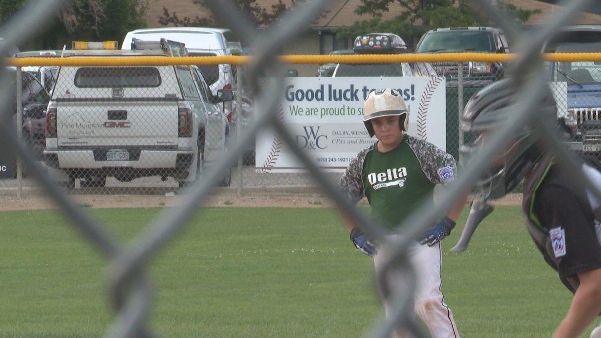 Delta Little League Majors eliminated in state tournament