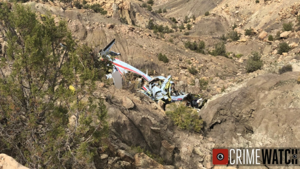 Mesa County Sheriff's Office searches for missing plane - Plane crash near Jerry Creek Reservoir