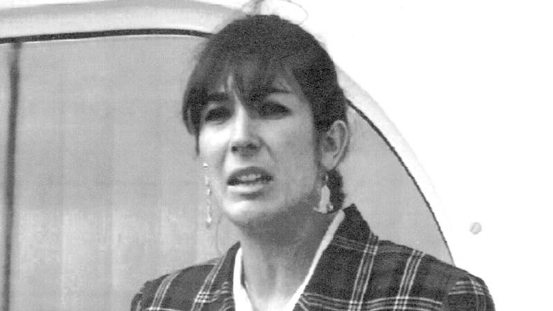FILE - In this Nov. 7, 1991, file photo Ghislaine Maxwell, daughter of late British publisher...