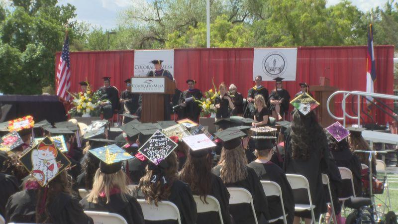 CMU Commencement Ceremony 2021