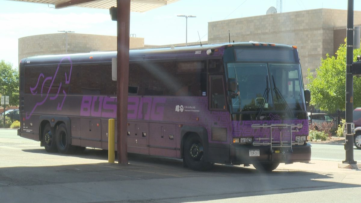 Bustang bus line