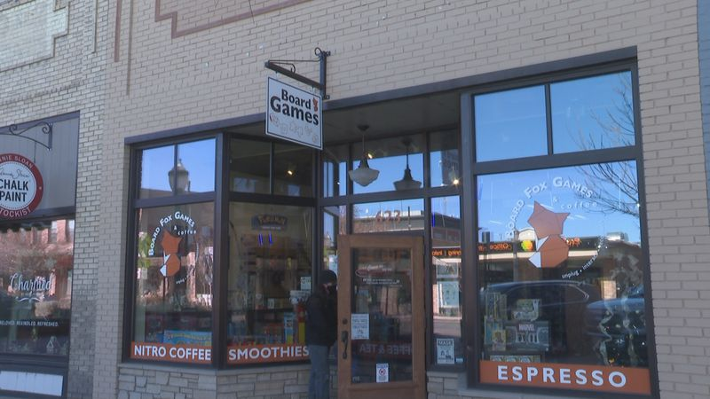 Boardfox Games & Coffee gives back to a local server this holiday season.