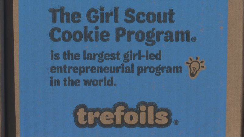 Girl Scout Cookie Program extended through March 21
