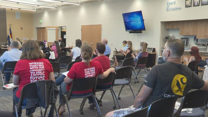 The parent group said those teachers are irreplaceable to special education students