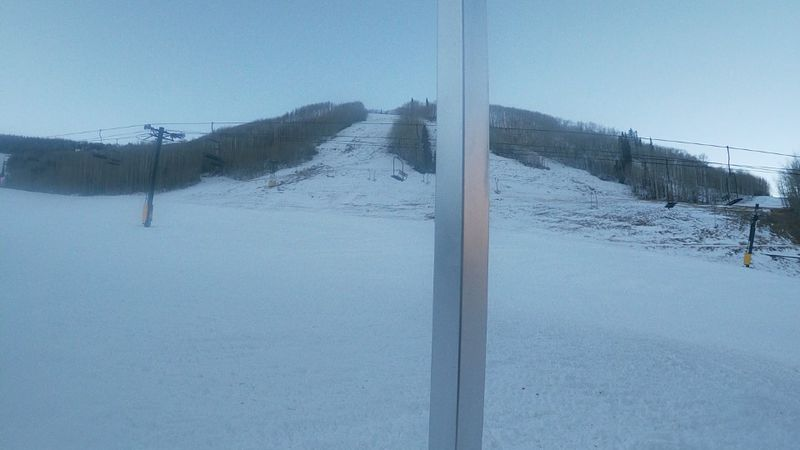 Photo of the monolith at Sunlight Mountain Ski Resort