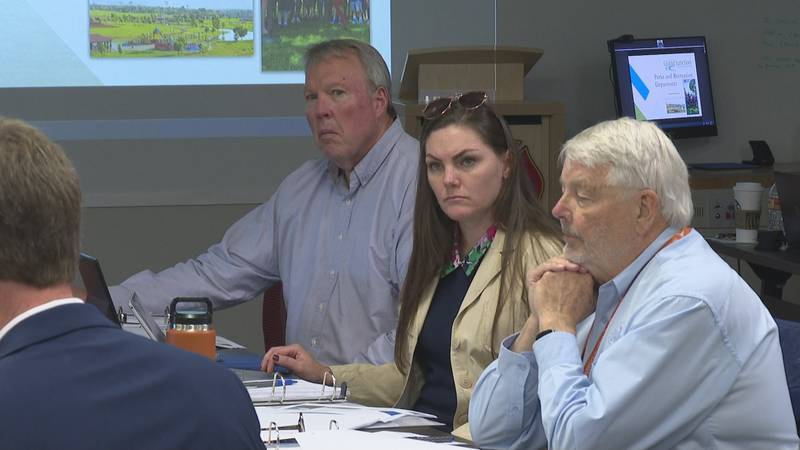 The Grand Junction City Council held a workshop Monday afternoon and evening.