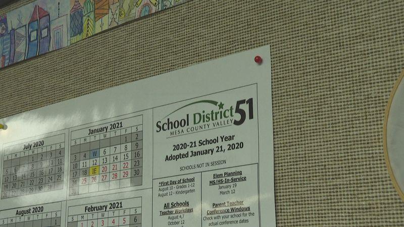 Mesa County Valley School District 51.