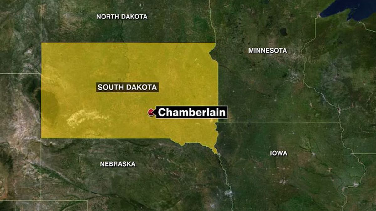 The plane went down shortly after takeoff during heavy snow in Chamberlain, South Dakota. Nine of the 12 people on board, including the pilot and two children, were killed. (Source: CNN)