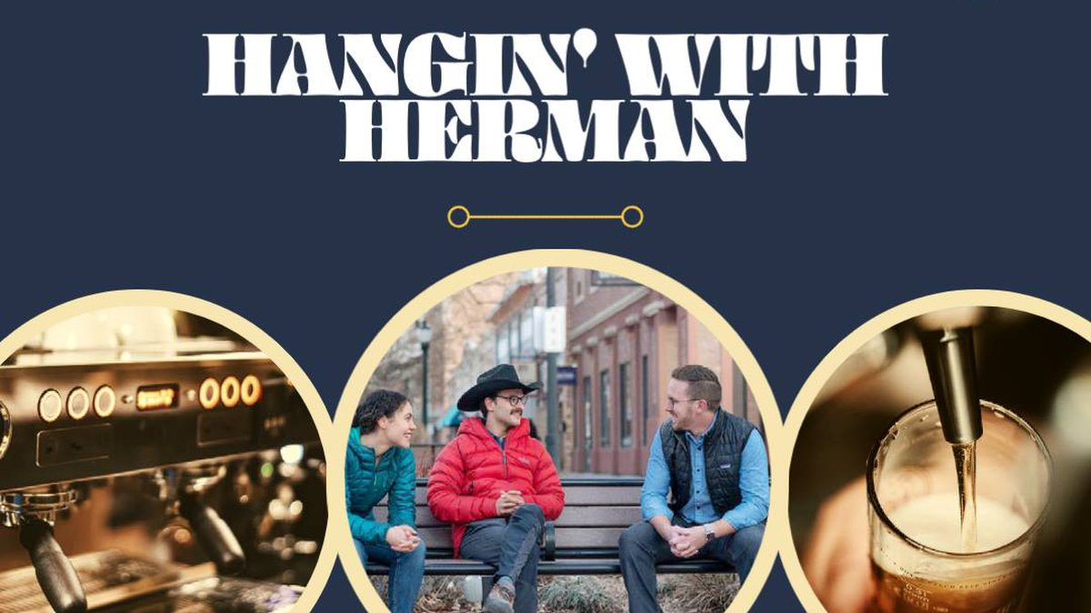 Hanging with Herman Returns on Tuesday, Oct. 19