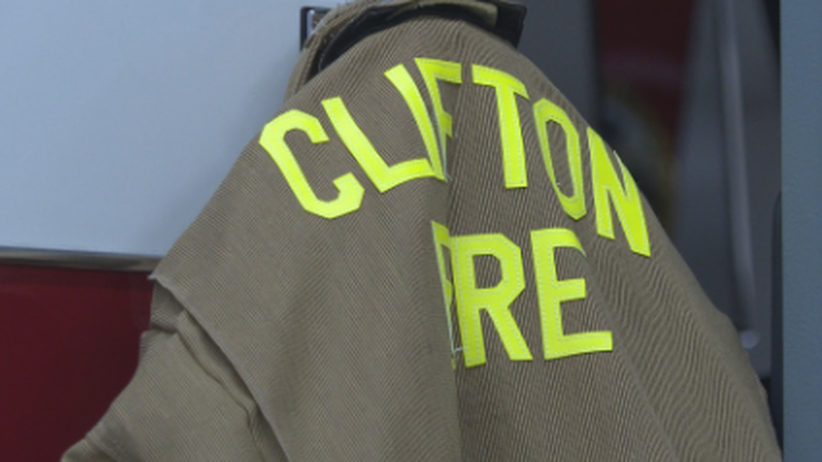 The Clifton Fire Department responded to a Saturday night incident near Murdoch's