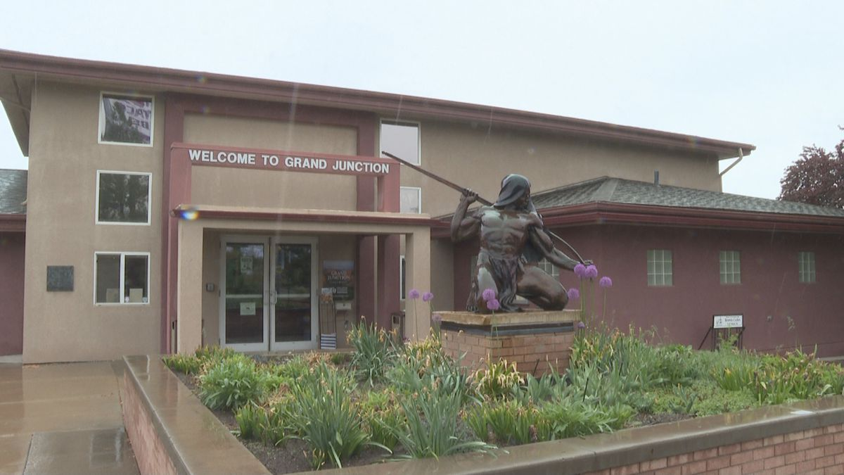 The Grand Junction Visitor Center is located just off Horizon Dr.