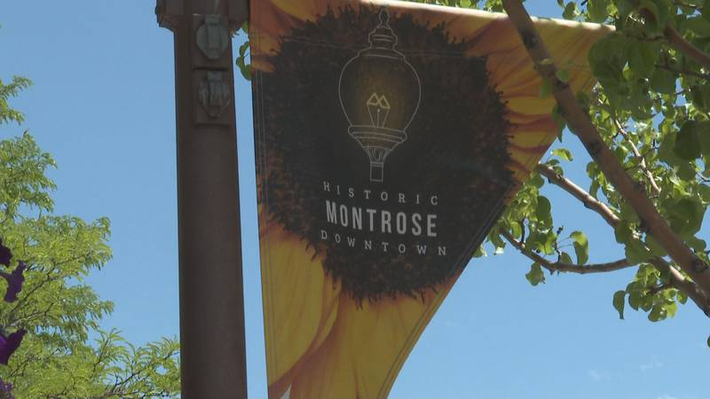 History Colorado selects the City of Montrose to receive $25,000 grant.