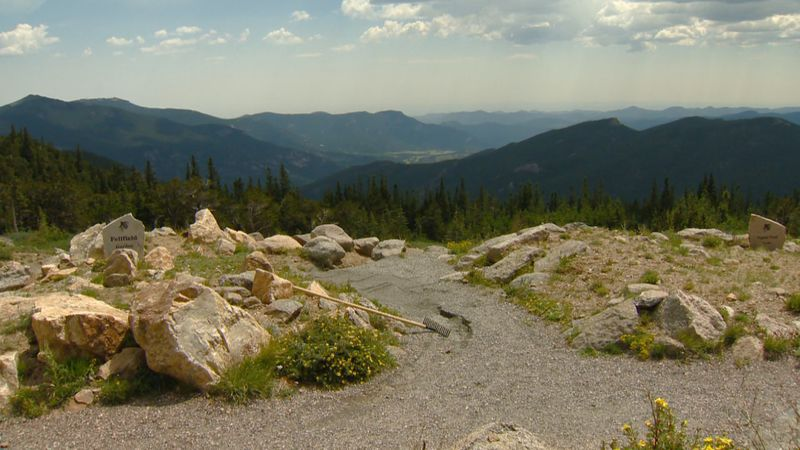 USDA Forest Service Rocky Mountain Region national forests improvements.
