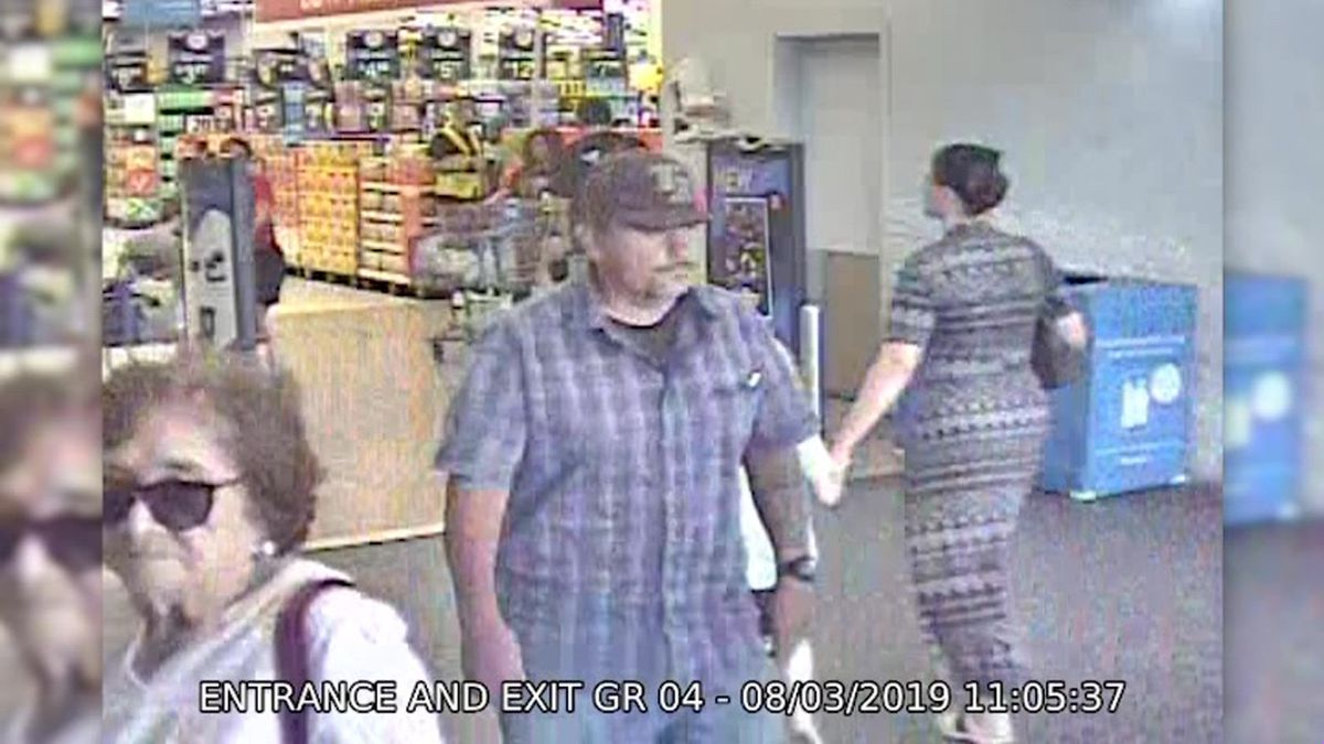 El Paso police are seeking the identity of a  man they say helped save lives during the Walmart attack. (Source: El Paso Police Department)