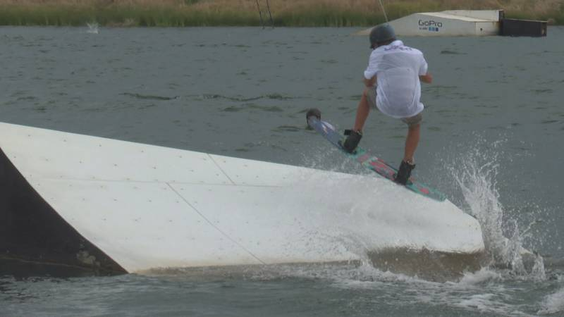 Imondi Wake Zone is Western Colorado's only cable wakeboarding park