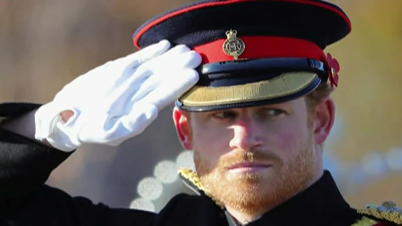 "Prince Harry compares his royal upbringing under the glare of media attention to ""The Truman..."
