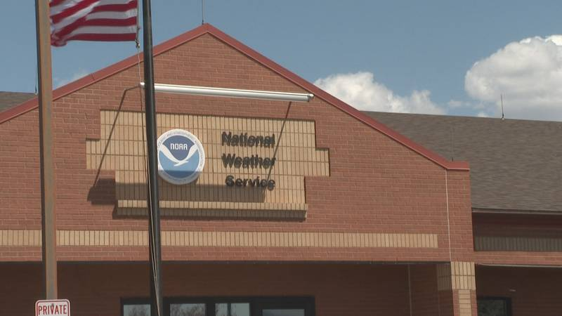 The National Weather Service office in Grand Junction, Colo.