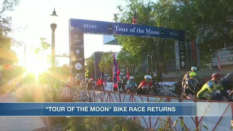 """Tour of the Moon"" Bike Race Returns"