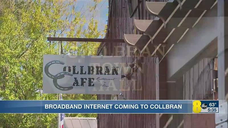 Broadband Internet coming to Collbran
