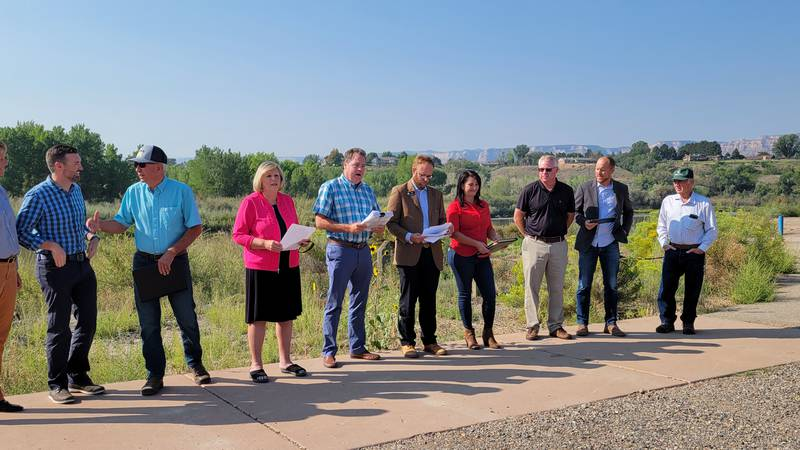 Press conference held to appeal water quality ruling