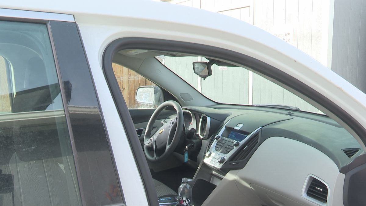 Seven cars have been stolen in Mesa County since November due to puffing, two of those just...