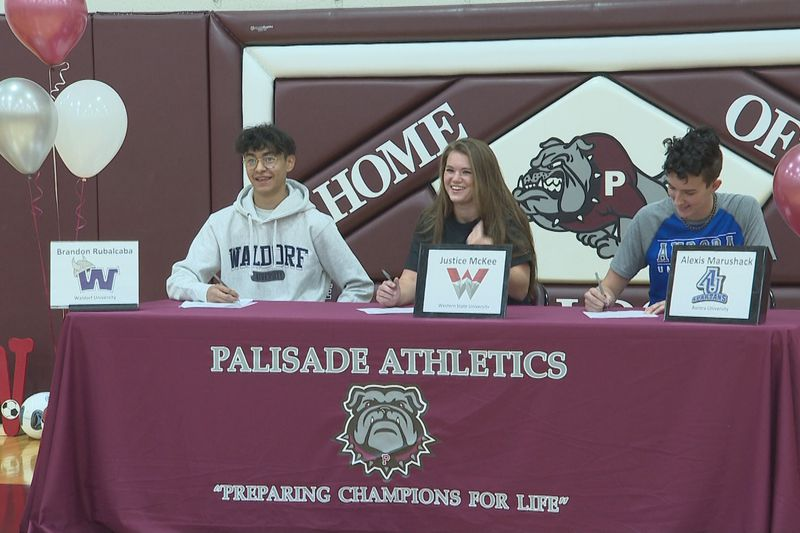 D51 College Signing Day