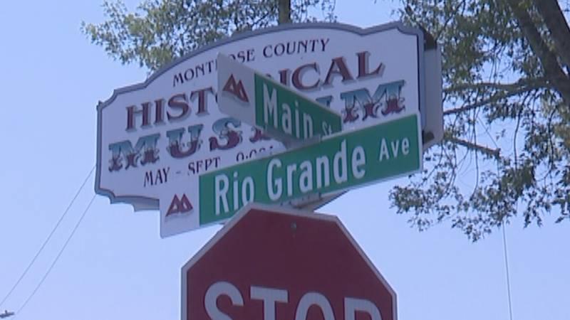 Montrose West Main St