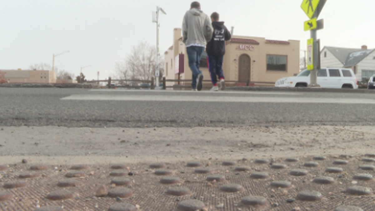 Grand Junction Police Department and Colorado Mesa University vigilant about pedestrian safety