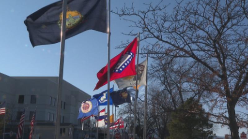 V.A. Western Colorado Health Care System Veteran's Day celebration